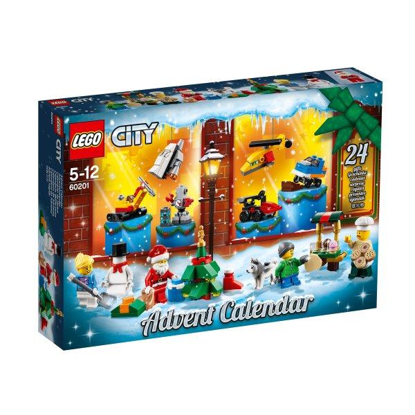 LEGO City 60201 Новогодний календарь City