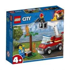 Набор лего - LEGO CITY Пожарные: Пожар на пикнике 60212