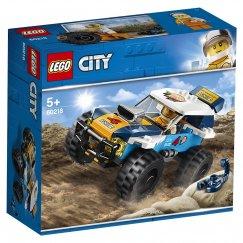 Конструктор Lego CITY 60218 Транспорт: Участник гонки в пустыне