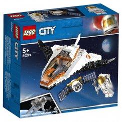 Набор лего - Конструктор LEGO City Space Port Миссия по ремонту спутника