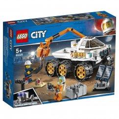 Набор лего - LEGO City 60225 Конструктор ЛЕГО Город Тест-драйв вездехода
