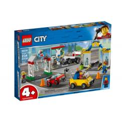 Набор лего - Конструктор LEGO Сити 60232 Автостоянка