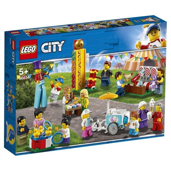 60234 Конструктор LEGO City Веселая ярмарка