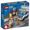 Набор лего - Конструктор LEGO City Police Полицейский отряд с собакой
