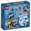 60241 Конструктор LEGO City Police Полицейский отряд с собакой