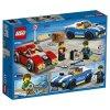 60242 Конструктор LEGO City 60242 Арест на шоссе