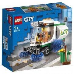 Конструктор LEGO City 60249 Машина для очистки улиц