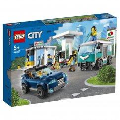 Набор лего - Конструктор LEGO City 60257 Станция технического обслуживания