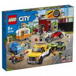 Набор лего - Конструктор LEGO City Nitro Wheels Тюнинг-мастерская