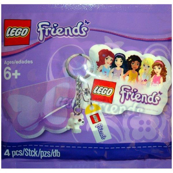 Набор Лего Lego Friends 6031636 Брелок Собачка