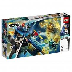 Конструктор LEGO Hidden Side 70429 Трюковый самолёт Эль-Фуэго