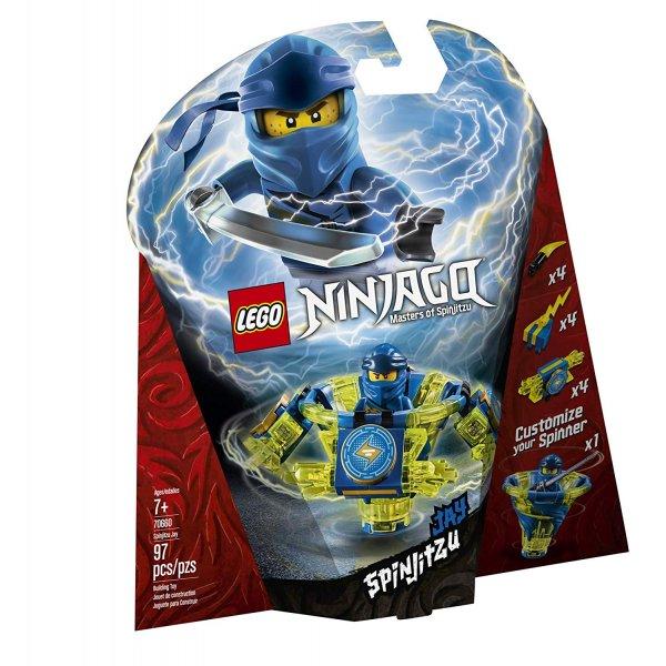 Набор Лего Конструктор LEGO Ninjago 70660 Джей - мастер Кружитцу