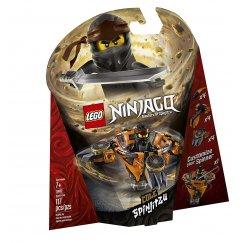 Набор лего - Конструктор LEGO Ninjago Коул: мастер Кружитцу
