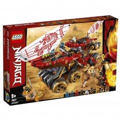 Набор лего - Конструктор LEGO Ninjago Райский уголок