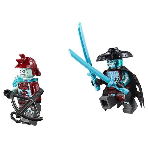 Конструктор lego ninjago замок проклятого императора 70678