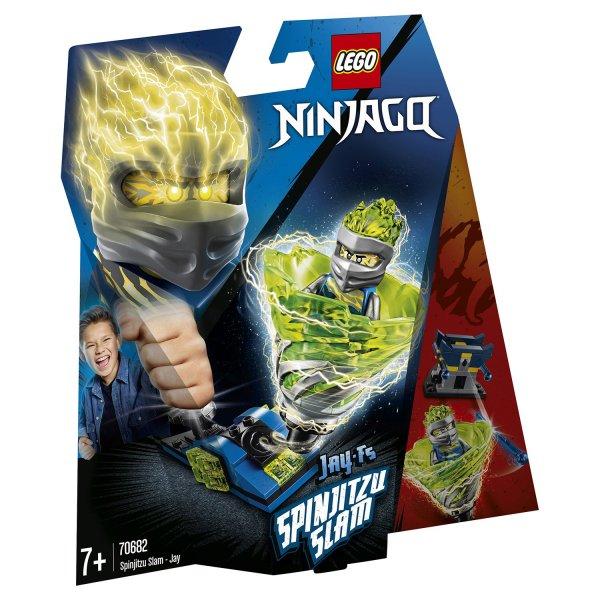 Набор Лего Конструктор LEGO Ninjago 70682 Бой мастеров кружитцу — Джей