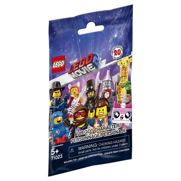 LEGO Minifigures 71023 Конструктор LEGO Minifigures Лего Фильм 2 в непрозрачной упаковке (Сюрприз)