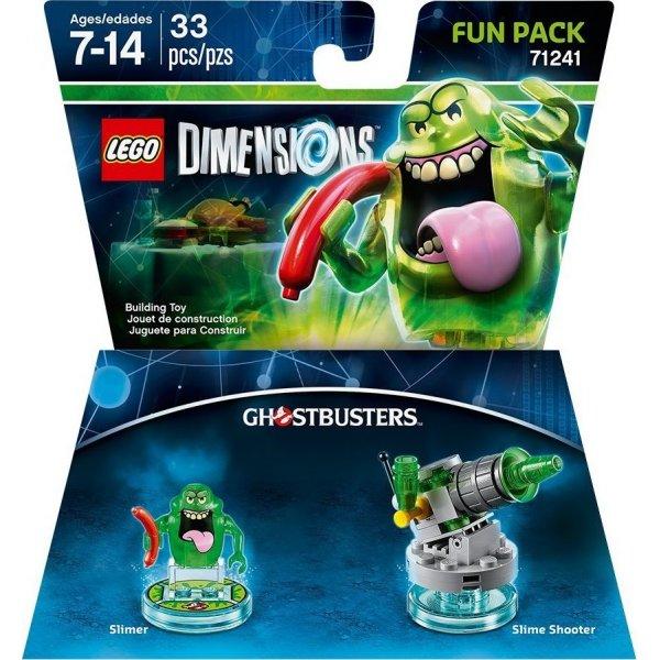 LEGO Dimensions 71241 Fun Pack: Охотники за привидениями - Лизун