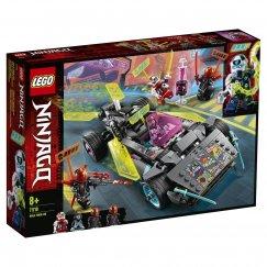Набор лего - Конструктор LEGO Ninjago Специальный автомобиль Ниндзя 71710