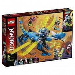 Набор лего - Конструктор LEGO Ninjago 71711 Кибердракон Джея