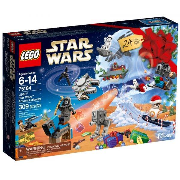 Набор Лего Новогодний календарь