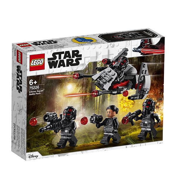 75226 Lego Star Wars 75226 Конструктор Лего Звездные Войны Боевой набор отряда Инферно