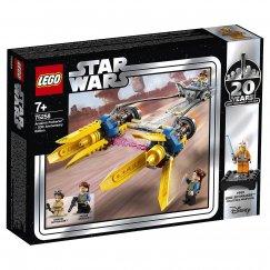 Набор лего - Конструктор LEGO Star Wars 75258 Гоночный под Энакина: выпуск к 20-летнему юбилею