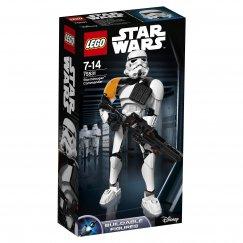 Набор лего - Конструктор LEGO Star Wars Командир штурмовиков