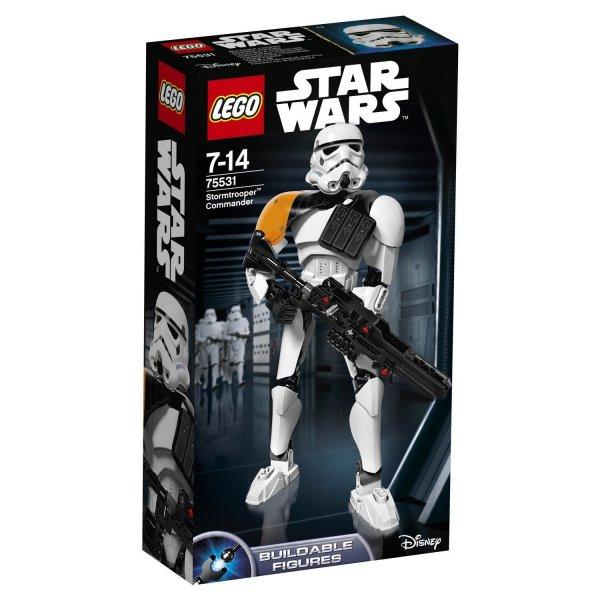LEGO Star Wars 75531 Конструктор LEGO Star Wars Командир штурмовиков