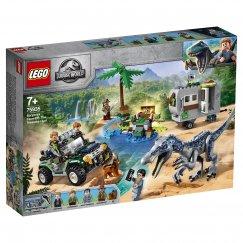 LEGO Jurassic World 75935 Поединок с бариониксом: охота за сокровищами