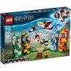 Набор лего - Конструктор LEGO Harry Potter Матч по квиддичу