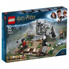 Конструктор LEGO Harry Potter 75965 Возвращение Лорда Волан-де-Морта