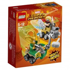 LEGO Marvel Super Heroes 76091 Конструктор LEGO Marvel Super Heroes Тор против Локи