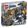 Набор лего - Конструктор LEGO Super Heroes Мстители Нападение на грузовик