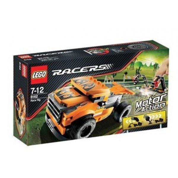 LEGO Эксклюзив 8162 Гоночный экипаж