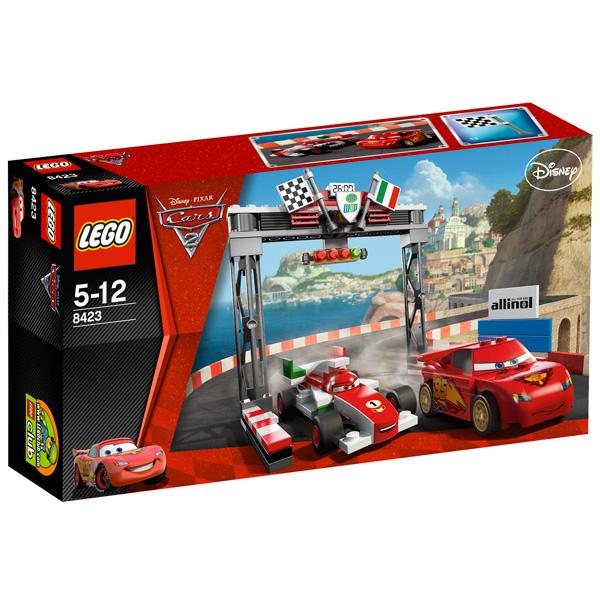 8423 Конструктор LEGO Cars Мировой Гран-при