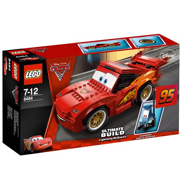 8484 Конструктор LEGO Cars Маккуин и Гвидо