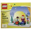 Набор лего - Конструктор LEGO Seasonal Санта