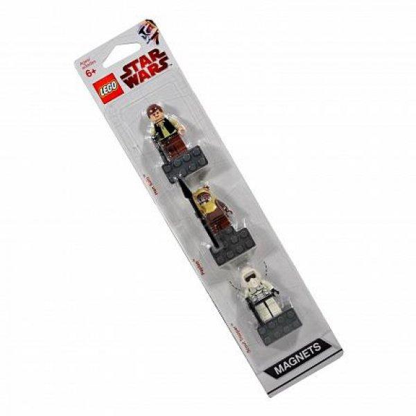 Lego Аксессуары Lego Star Wars. Хан Соло, набор магнитов