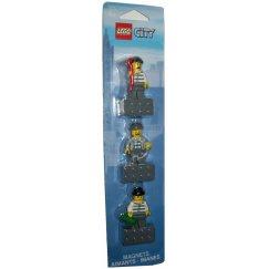 Конструктор Lego Аксессуары Lego Набор магнитов Лего Сити Воришки