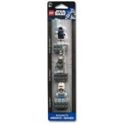 Lego Аксессуары Lego Набор магнитов Звездные войны