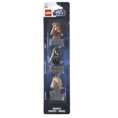 Конструктор LEGO Star Wars Magnet Set Набор магнитов Звёздные войны