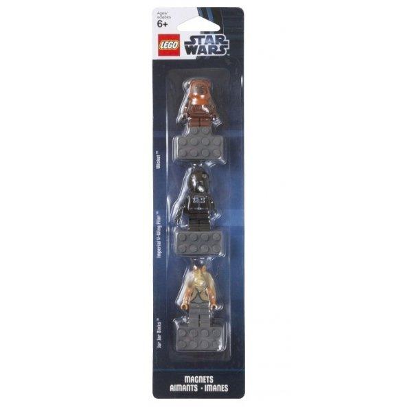 Lego Магниты 853414 Конструктор LEGO Star Wars Magnet Set Набор магнитов Звёздные войны