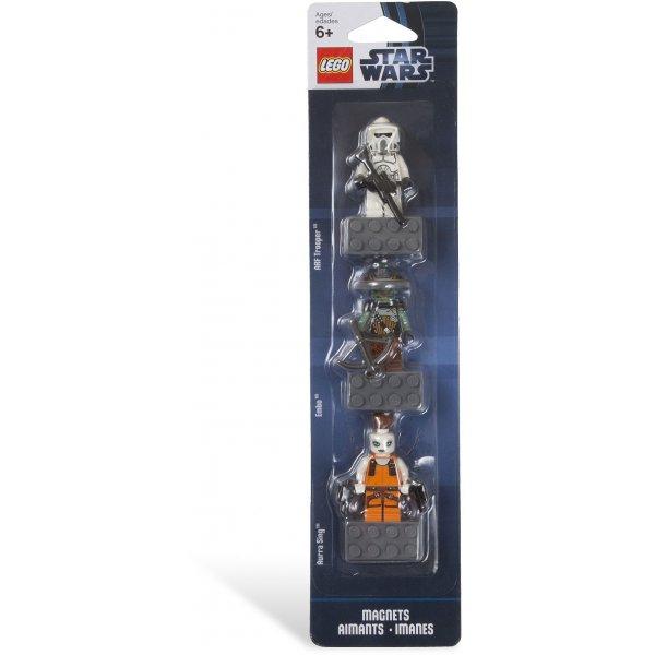Lego Star Wars Набор магнитов Звездные войны