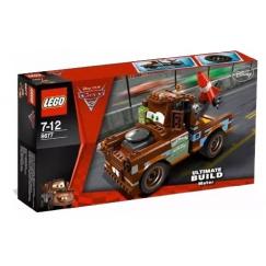 Конструктор LEGO Cars Мэтр: крутой тюнинг