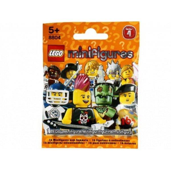 LEGO Minifigures 8804 Минифигурка 4-й выпуск
