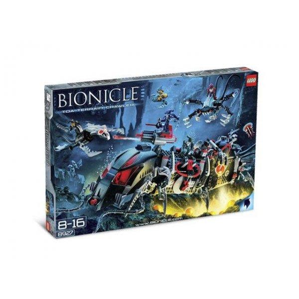 8927 Конструктор LEGO Bionicle 8927 Ползущий краб ТОА