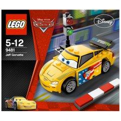 Конструктор LEGO Cars Джеф Горвет