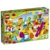 Набор лего - Конструктор Lego 10840 Большой парк аттракционов