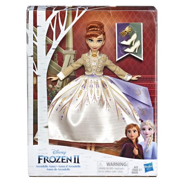 E6845/E5499 Hasbro Disney Princess E5499/E6845 ХОЛОДНОЕ СЕРДЦЕ 2 Делюкс Анна
